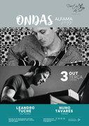 "MÚSICA: ""Ondas"" – Leandro Tuche & Nuno Tavares - CONCERTO ""ALFAMA JAZZ"""