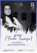 """MÚSICA: Ana Roque  & João David Almeida – """"Fado Inverso"""""""