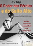 """Workshop: """"O Poder das Pérolas e do Salto Alto"""" promove empoderamento da mulher"""