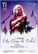"""MÚSICA: Zana & Domingos Silva – """"As Cores do Fado"""""""