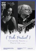 """MÚSICA: Fernanda Paulo & Múcio Sá – """"Fado Pontual"""""""