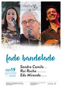"MÚSICA: ""Fado Bandolado"" - Sandra Camilo, Rui Rocha & Edu Miranda"
