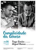 """MÚSICA: """"Cumplicidade da Gênese"""" – Tiago Simões & Miguel Ramos"""