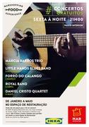 ESPECTÁCULOS: Música, magia e workshops