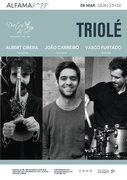 """MÚSICA: """"Triole"""" – Albert Cirera, João Carreiro & Vasco Furtado"""