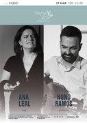 """MÚSICA: Ana Leal & Nuno Ramos – EM CONCERTO """"IN FADO"""" DO """"DUETOS DA SÉ"""", ALFAMA, LISBOA"""