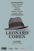 MÚSICA: As Canções de Leonard Cohen