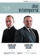 """MÚSICA: """"Duo Intemporal"""" - Carlos Costa & Carlos Silva"""