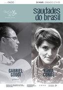 """MÚSICA: """"Saudades do Brasil"""" - Vânia Conde & Gabriel Godoi"""