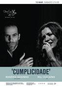 """MÚSICA: """"Cumplicidade"""" - Rogério Godinho & Mili Vizcaíno"""
