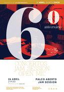 """MÚSICA: 6 º Aniversário do """"Duetos da Sé"""" – Palco Aberto, Jam Session"""