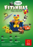 """CRIANÇAS: """"Fitinhas"""": Sessões Grátis de Cinema Infantil"""