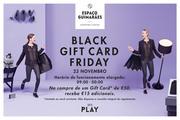 COMPRAS: Black Friday do Espaço Guimarães com grandes descontos e 2.250€ para oferecer