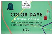 COMPRAS: Color Days