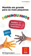 """CRIANÇAS: """"Dominguinhos"""" de 19 de agosto têm autorização para descolar!"""