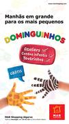 """CRIANÇAS: """"Dominguinhos"""" de 12 de agosto trazem vasos, terra e sementes para plantar!"""