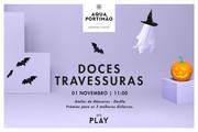 CRIANÇAS: Monstros à solta no Halloween do Aqua Portimão
