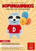 """CRIANÇAS: """"Dominguinhos"""": Comemorar o Halloween com balões assustadores... Buhh!!"""