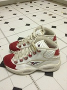 Pick these today. 1996 reebok Question. Wish they were my size though