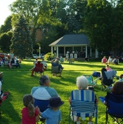 Sturbridge Concert on the Common
