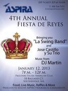 4th Annual Fiesta De Reyes