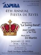4th Annual Fiesta De Reyes