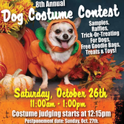 8th Annual Dog Costume Contest