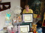Open House with gifting professional Sharon Day