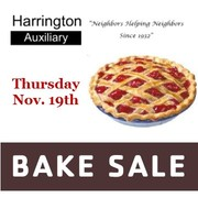 """Before Thanksgiving"" Bake Sale"