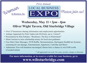 Woman in Business Business Expo