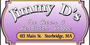 CASH MOB! Jimmy D's Ice Cream & Sandwich Shoppe