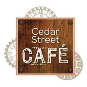 A Ribbon Cutting and Fun at Five: Cedar Street Café