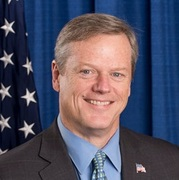 Lunch with Governor Baker