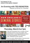 "An Evening with Ted Reinstein - WCVB - TVs ""Chronicle"""