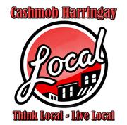 Cashmob at Harringay Market