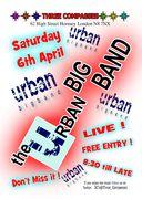 The Urban Big Band - Live