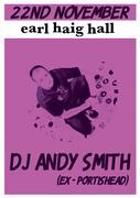 DJ Andy Smith (Portishead)