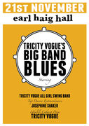 Tricity Vogue: Big Band Blues Featuring the All Girl Swing Band