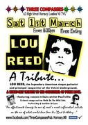 A Tribute to Lou Reed