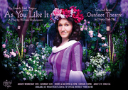 """Crouch End Players present """"As You Like It"""""""