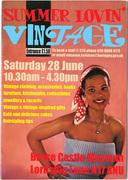 Summer Lovin' Vintage Fair at Bruce Castle