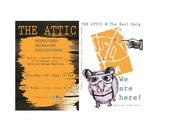 The Attic Retro,Arts & Upcycled Design Emporium