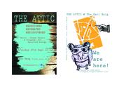Attic blink pop up arts