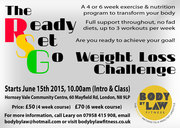 The Ready Set Go Weight Loss Challenge