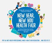 New Year, New You Health Fair