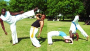 Fun way to keep fit with Capoeira: Brazilian martial art
