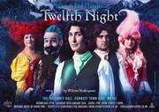 Crouch End PlayersTwelfth Night - 27 - 30 Jan - HTH