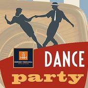Christmas Swing Dance Party 9th Dec @HTHArtscentre