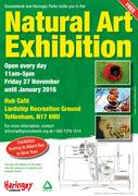 Natural Art Exhibition - until Jan 4th