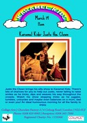 FREE Karamel Kids: Justo the Clown